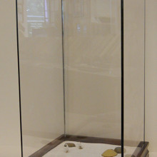 New Custom Glass Display Cases