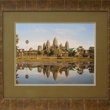 A Tranquil Cambodian Scene