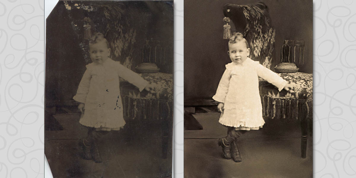 Digital Photo Restoration